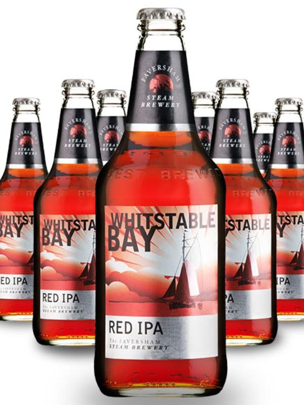 Витстейбл Бэй Ред Ипа / Whitstable Bay Red IPA 0,5л. алк.4,5%