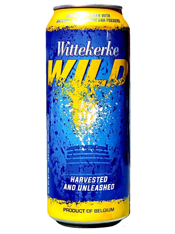 Виттекерке Вайлд / Wittekerke Wild 0,5л. алк. 5% ж/б.