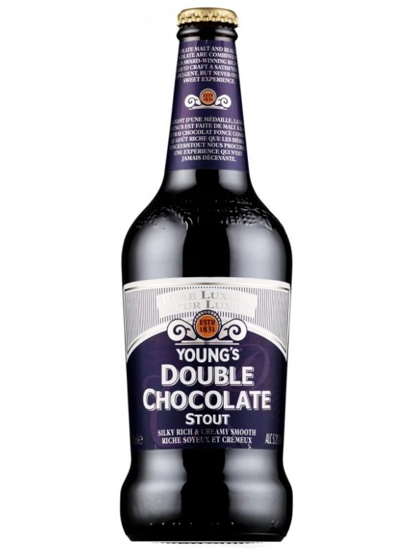 Янгс Дабл Шоколат Стаут / Young_s Double Chocolate Stout 0,5л. алк.5,2%