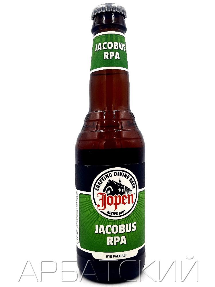 Йопен Якобус РПА / Jopen Jacobus RPA  0,33л. алк.5,5%