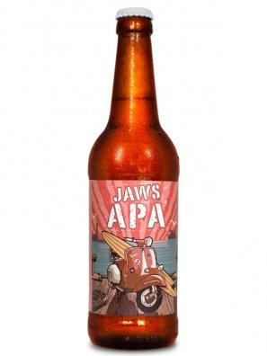 Джоус Американский Пэйл Эль / Jaws American Pale Ale 0,5л. алк.5,5%
