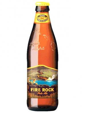 Конна Файер Рок / Kona Fire Rock Pale Ale 0,355л. алк.5,8%