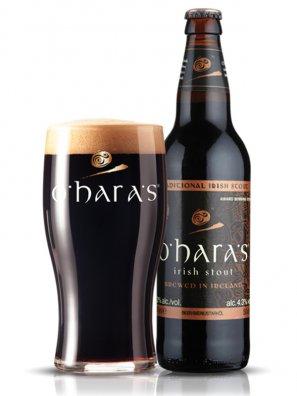 О`Хара Айриш Стаут / O`Hara`s Irish Stout 0,5л. алк.4,3%