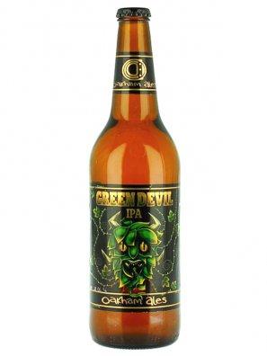 Оукхэм Грин Девил ИПА / Oakham Ales Green Devil IPA  0,5л. алк.6%