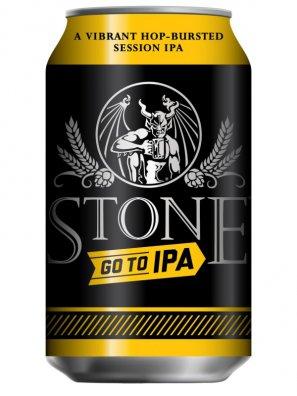 Стоун Гоу Ту ИПА / Stone Ruination Go To IPA 0,33л. алк.4,7% ж/б.