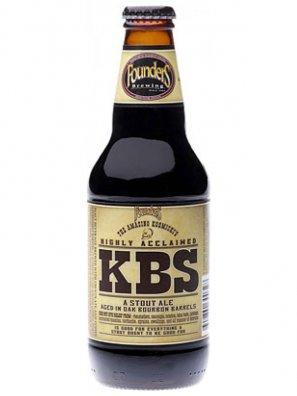 Фоундерс Кентуки Брекфаст Стаут / FOUNDERS KBS 0,355л. алк.12,2%