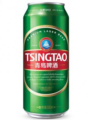 Циндао / Tsingtao 0,5л. алк.4,7%
