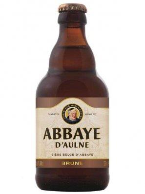 Аббий Дольн Брюне / Abbaye D_Aulne Brune 0,33л. алк.6%