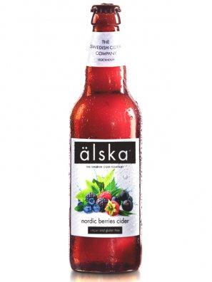 Альска Лесные Ягоды / Alska Nordic Berries 0,5л. алк.4,0%