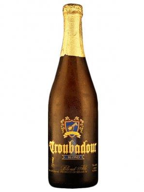 Tрубадур Блонд / Troubodour Blond 0,75л. алк.6,5%