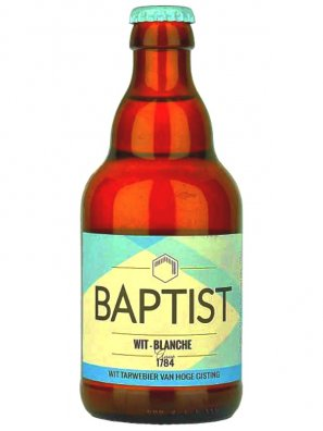 Ван Стеенберг Баптист Вит / Van Steenberge Baptist Wit 0,33л. алк.5%