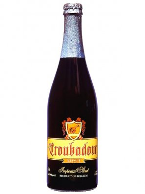 Tрубадур Имперский Стаут / Troubodour Imperial Stout 0,75л. алк.9,0%
