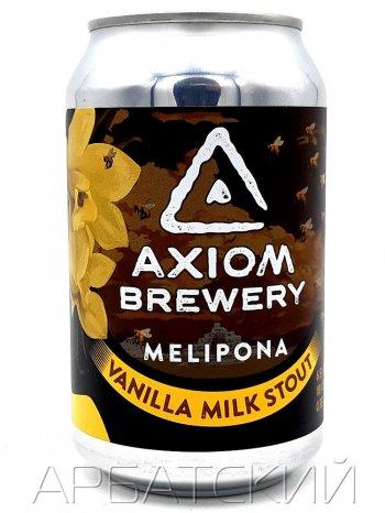 Аксиом Мелипона / Axiom Melipona 0,33л. алк.6,5% ж/б.