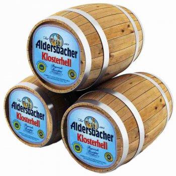 Альдерсбахер Клостер Хелл / Aldersbacher Kloster Hell, keg. алк.4,9%
