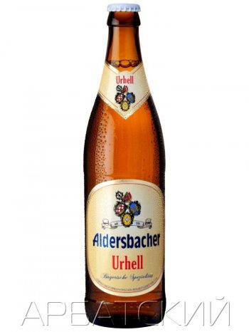 Альдерсбахер Урхель / Aldersbacher Urhell 0,5л. алк.5,1%