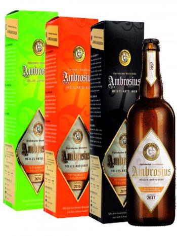 Алпирсбахер Клостерброй Амбросиус / Alpirsbacher Klosterbraeu Ambrosius 0,75л. алк.7,7%