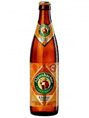 Алпирсбахер Клостерброй Клостер Цвикель/Alpirsbacher klosterbraeu Kloster Zwickel 0,5л. алк.5,4%