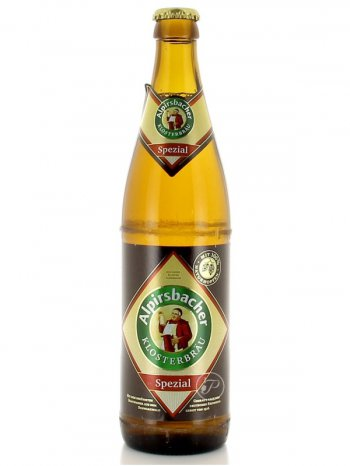Алпирсбахер Клостерброй Специал / Alpirsbacher klosterbraeu Spezial 0,5л. алк.5,2%