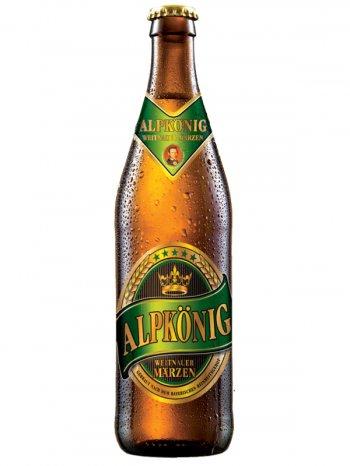 Альпкёнинг Вайтнауэр Мейтц / Alpkonig Weitnauer Marzen 0,5л. алк.5,7%