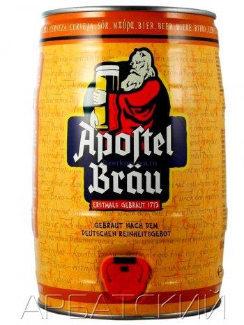 Апостелбрау / Apostel Brau 5л. алк.5% ж/б.