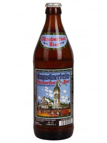 Августинер Октоберфестбир / Augustiner Oktoberfest 0,5л. алк.6,3%