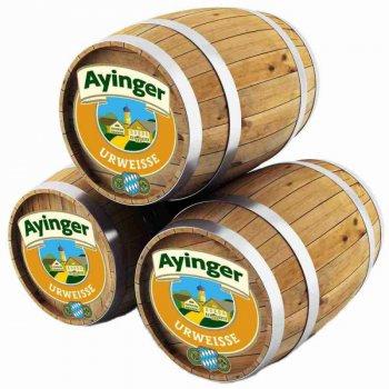 Айингер Урвайссе / Ayinger Urweisse, keg. алк.5,8%