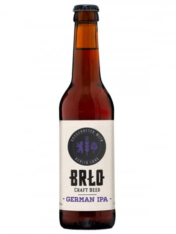 БРЛО Джемэн ИПА / BRLO German IPA  0,33л. алк.7%