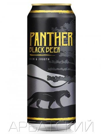 Бали Хай Пантер Черное / Bali Hai Panther Stout 0,5,л. алк.4,9% ж/б.