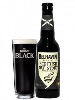Белхеван Скоттиш Оат Стаут / Belhaven, Scottish Oat Stout 0,33л. алк. 7%