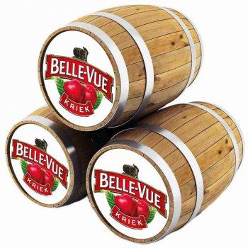 Белль-Вью Крик Экстра / Belle-Vue Kriek Extra, keg. алк.4,1%