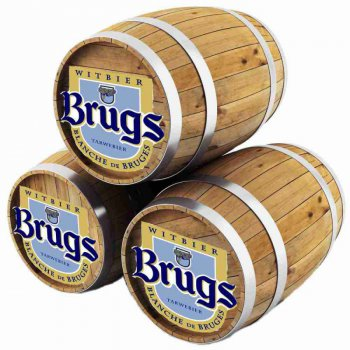 Бланш де Брюж / Blanche de Bruges, keg. алк.5%