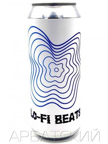 Блэк Кэт Лоу-Фай Битс / Black Cat Lo-Fi Beats 0,5л. алк.7,1% ж/б.