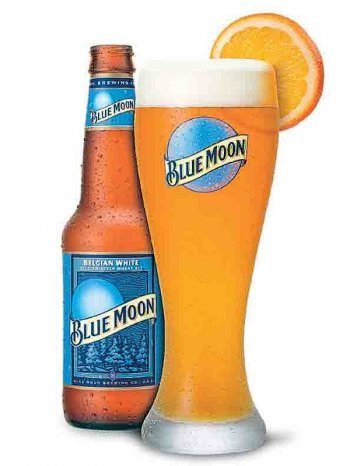 Блю Мун /  Blue Moon 0,33л. алк.5,4%