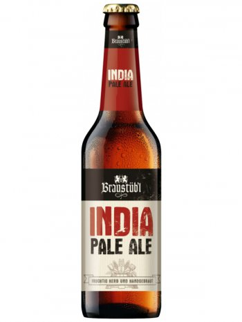 Брауштюбель Индиан Пейл Эль / Braustubl India Pale Ale 0,33л. алк.6,7%