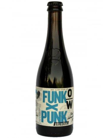 Брюдог Фанк икс Панк / BrewDog Funk X Punk 0,5л. алк.5,5%