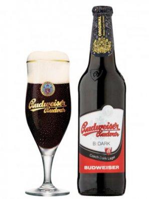 Будвайзер Будвар / Budweiser Budvar Dark 0,5л. алк.4,7%