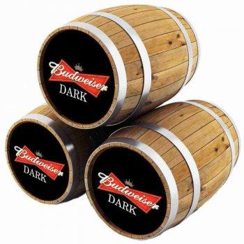 Будвайзер Будвар  темное /  Budweiser Budvar Tmavy, keg. алк.4,7%