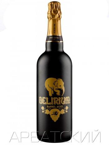 Делириум Блонд Баррель Эйджд / Delirium Blond Barrel Aged 0,75л. алк.11,5%