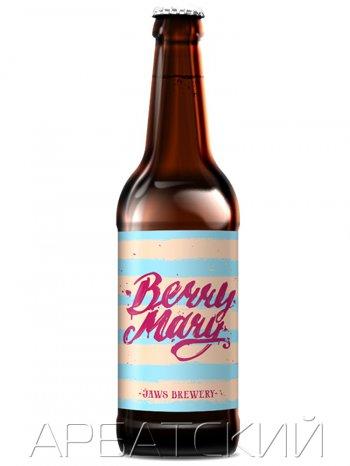 Джоус Берри Мэри Клюква / Jaws Berry Mary Cranberries 0,5л. алк.3,8%