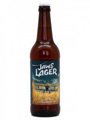 Джоус Лагер / Jaws Lager 0,5л. алк.5%