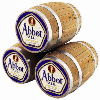 Эббот Эль / Abbot Ale, keg. алк.5%