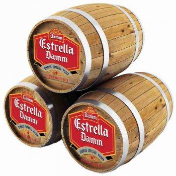 Эстрелла Дамм /  Estrella Damm, keg. алк.4,6%