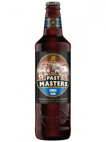 Фуллерс Паст Мастер 1981 ЕСБ / Fullers Past Masters 1981 ESB 0,5л. алк.5,5%