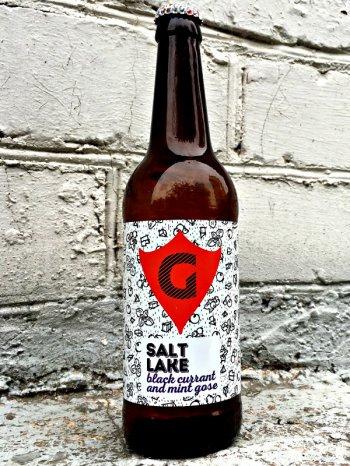 ГУСИ Гозе / GUSI Salt Lake Gose 0,5л. алк.5,2%