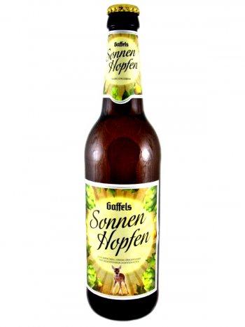 Гаффельс ЗонненХопфен / Gaffels SonnenHopfen 0,33л. алк.4,9%