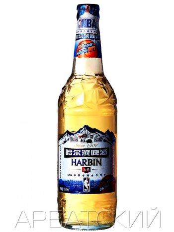 Харбин Ледяное / Harbin ICE 0,5л. алк.3,6%