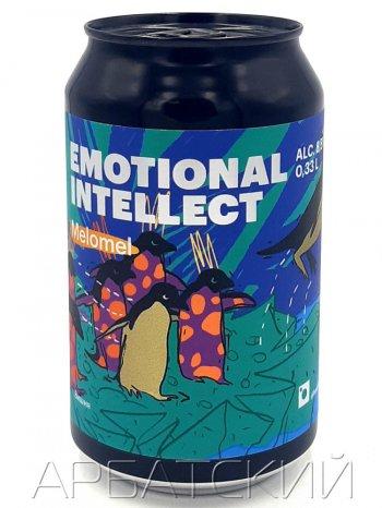 Хаусман Меломель Эмоушенал интеллект / Hausmann Emotional Intellect 0,33л. алк.8,5% ж/б.