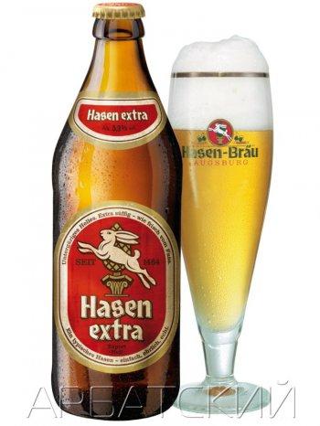 Хазен Экстра / Hasen Extra 0,5л. алк.5,3%