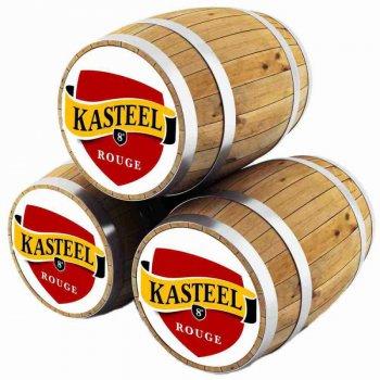 Ван Хонзебрук Кастил Руж / Kasteel Rouge, keg. алк.7%