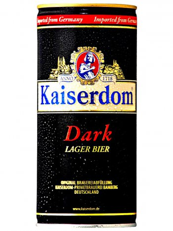 Кайзердом Дарк Лагер / Kaiserdom Dark Lager 1л. алк.4,7% ж/б.